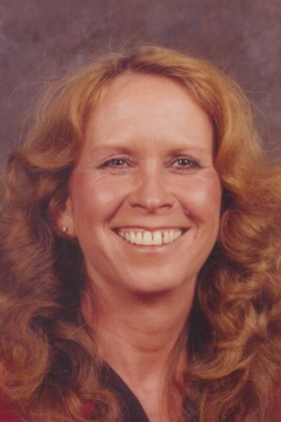 SHIRLEY NACK Picture for obituary