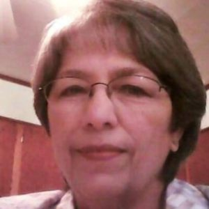 Linda Hine picture for obituary